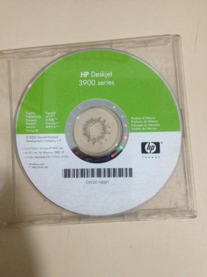Cd De Instalação Impressora Hp Deskjet 3900 Series