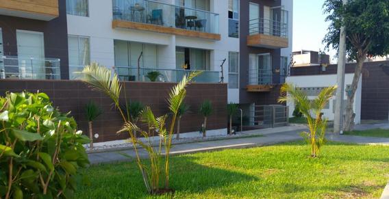 Departamento En Urb. La Talana Surco, 3 Dormitorios Amplios