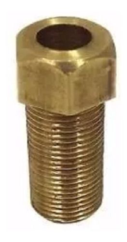 Imagem 1 de 4 de Poço De Proteção Termométrico 30mm - 2 Peças - Tholz