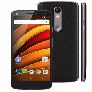 Motorola Moto X Force Xt1580 Câm 21mp Preto 64gb (vitrine)