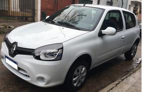 Renault Clio Mio Confort Pack Sat 2016 3 Puertas Blanco