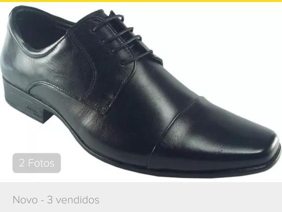 Sapatos Jota Pe 13109 Social Original Conforto Queima Estoq