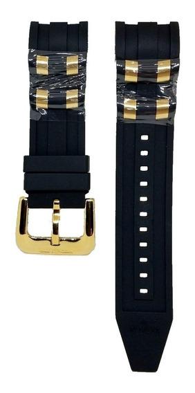 Reloj Invicta Correa Modelo Pro Diver 6981 6983 Y Similares