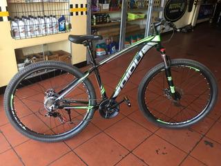 Bicicleta Nueva Diou ¢139.000, Componentes Shimano