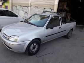 Ford Courier 1.6 Pick-up Xl Plus 93000 Km Reales!! Unica !!