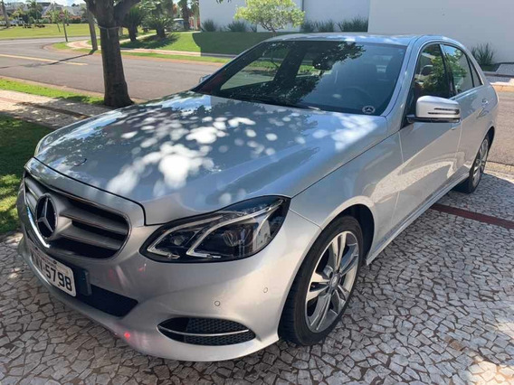 Mercedes-benz Classe E 2014 2.0 Avantgarde Turbo 4p