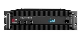 Amplficador 3 Canales Sub + Mid High E-sound Mcx-3200