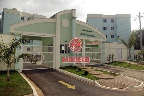 Apartamento Residencial Para Locação, Dois Córregos, Piracicaba. - Ap1249