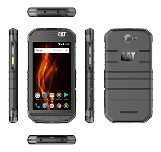 Smartphone Cat S31+, 4.7 Hd 720 Ips, Android Nougat , Lte,
