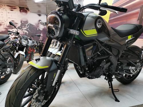 Benelli Leoncino 250 2022
