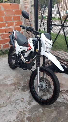 Gilera  Smx 200 Serie Enduro