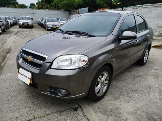 Chevrolet Aveo Emotion Full Equipo