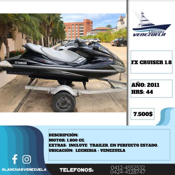 Moto Fx Cruiser 1.8 Lv448