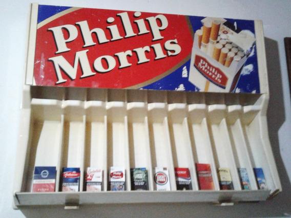 Exhibidor De Cigarrillos 75x 60x 15 Cm. Aprox. Plast. Duro