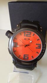 Relógio Oakley Holeshot +caixinha De Brinde +2 Baterias