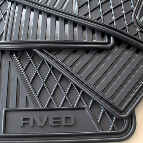 Tapetes Originales Chevrolet Aveo Uso Rudo Con Envio Gratis!