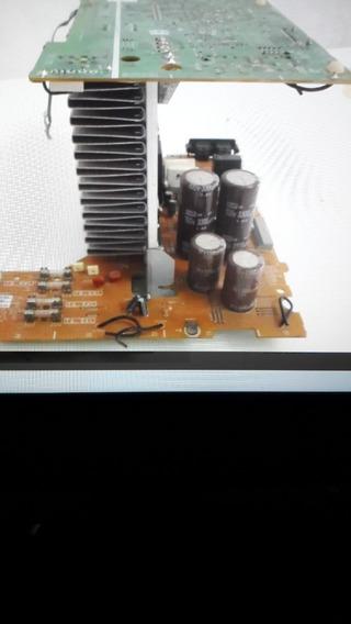 Saida De Audio Amplificadora Sony Genezi Mhc-grt 66