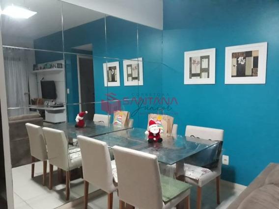 Apartamento 2/4 Com Lazer E Segurança Em Vila Laura, Lauro De Freitas. - 93150114