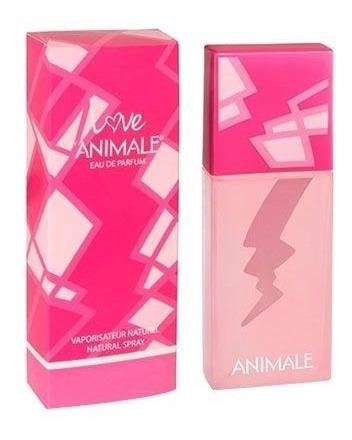 Animale Love 100 Ml Eau De Parfum 3.4 Fl.oz