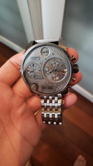 Relógio Diesel Big Daddy Original - Modelo Dz7247