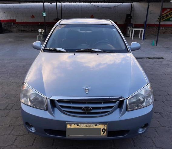 Kia Cerato Automóvil