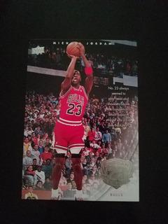 Barajita Especial De Michael Jordan Upperdeck Big