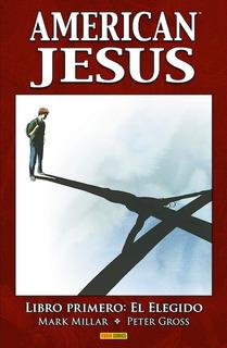 Panini Millarworld - American Jesus - Libro Primero