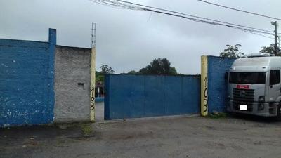 Terreno Comercial Para Locação, Cidade Dutra, São Paulo. - Te0068