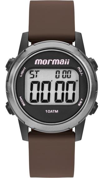 Relógio Mormaii Feminino Raizes Original Nota Mo3700ab/8c