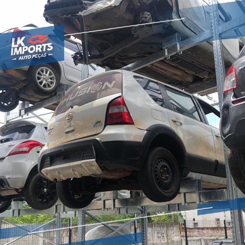 Sucata Nissan Livina Xgear  Peças