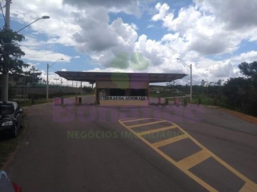 Terreno Residencial A Venda,terras Da Alvorada, Medeiros, Jundiaí - Te08520 - 34419458