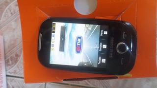 Samsung Corby Gt S3650 Edge - 2.0mp, Mp3 Player + Acessórios