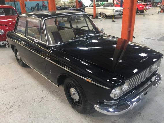 Dkw Vemag - Fissore - 1967 - Restaurado