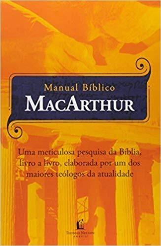 Manual Bíblico Macarthur - Promoção (6 Unidades)
