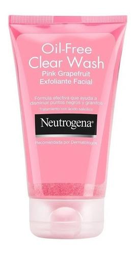 Gel Exfoliante Facial Neutrogena - mL a $258