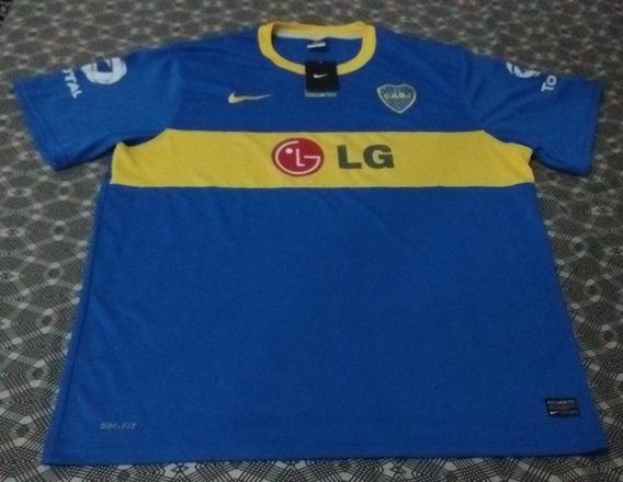 Camiseta Nike De Boca LG Nueva Talle Xxl