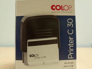 Sello Colop Printer C30