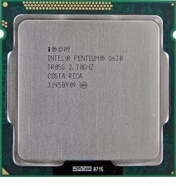 Processador Intel Pentium G630 3m 2.70 Ghz Ddr3 Lga 1155