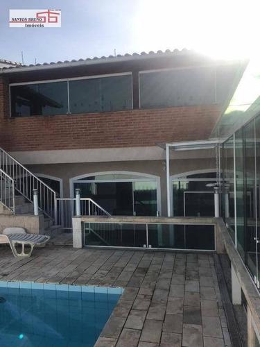Casa Com 3 Dormitórios À Venda, 200 M² Por R$ 699.000,00 - Solemar - Praia Grande/sp - Ca0711
