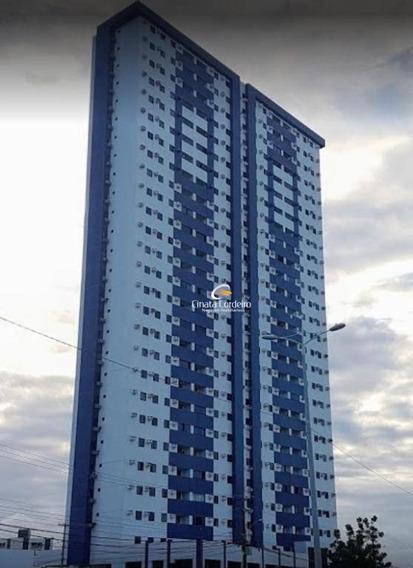Apartamento Com 3 Dormitórios À Venda, 90 M² Por R$ 425.000 - Jardim Oceania - João Pessoa/pb - Ap2459