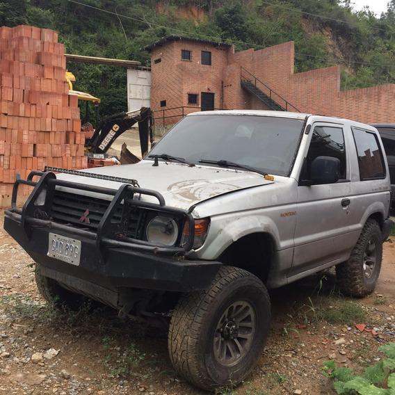 Mitsubishi Montero Dakar Motor Desarmad