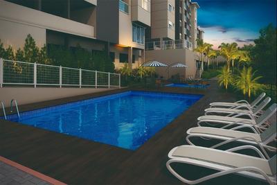 Acrc Imóveis - Empreendimento Na Praia De São Jose, Em Localização Privilegiada, Com 3 Dormitórios Sendo 01 Suíte E 01 Vaga De Garagem - Ap01853 - 33122396