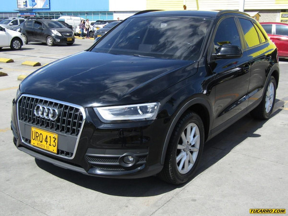 Audi Q3 Full Equipo