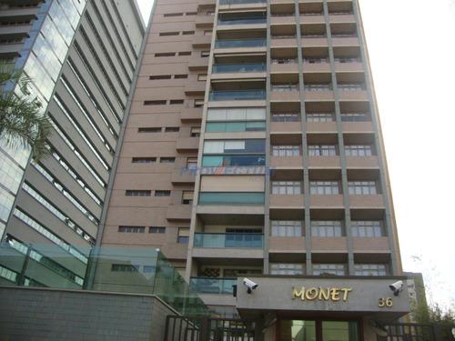 Apartamento À Venda Em Cambuí - Ap282234