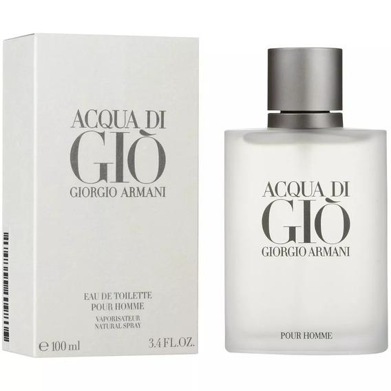 Perfume Giorgio Armani Acqua Di Gio Eau De Toilette 100ml