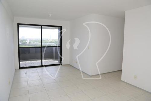 Apartamento Com 2 Dormitórios À Venda, 76 M² Por R$ 600.000,00 - Cocó - Fortaleza/ce - Ap2220
