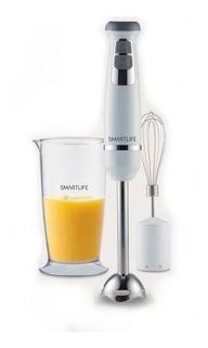 Batidora Mixer Smartlife Sl-sm6038w Vaso Batidor 600w