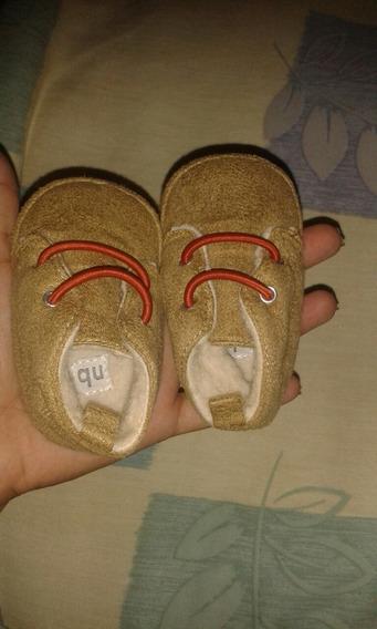 Zapatos Carters Nb Usado