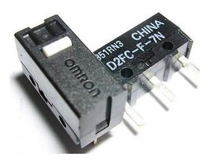 Micro-switch D2fc-f-7n(10m) Omron Razer Deathadder-2 Unidads