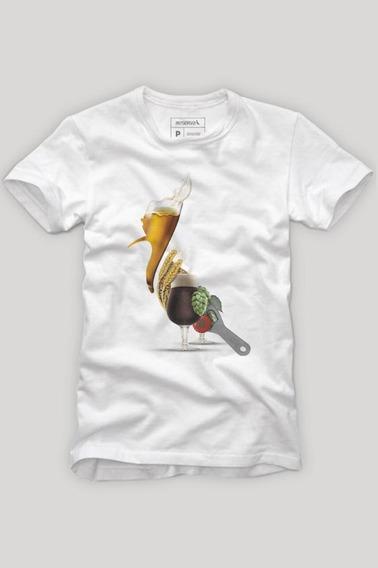 Camiseta Pica-pau Cerveja Reserva
